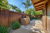 2311 Jewell Pl, Mountain View 94043 - Side Yard (A)