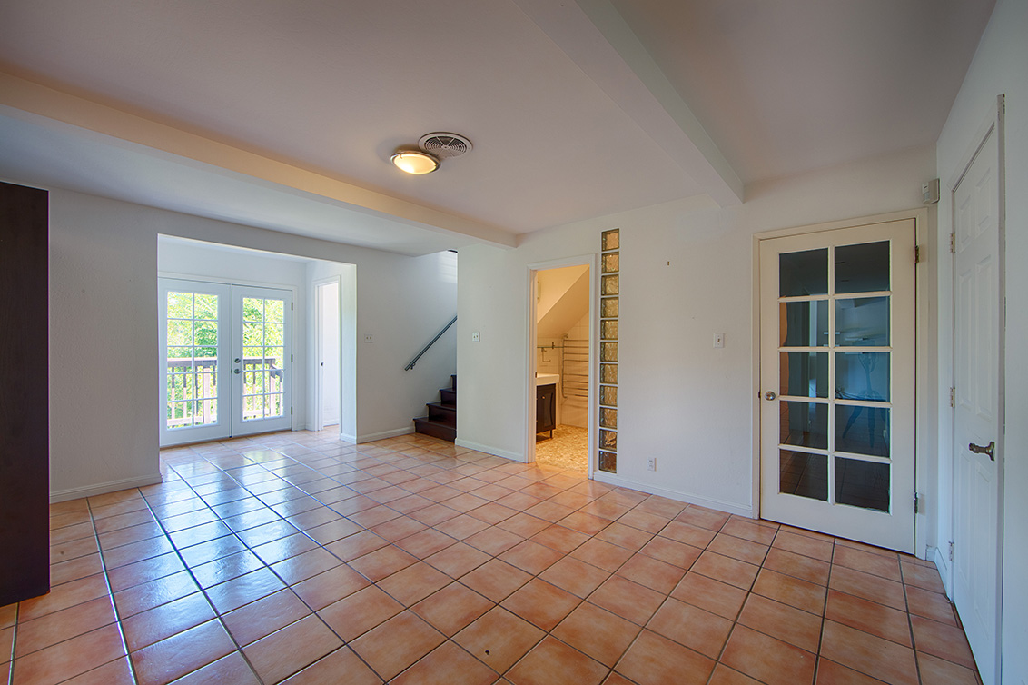 Downstairs Family Room (B)
