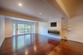 3921 Kingridge Dr, San Mateo 94403 - Downstairs Living Room (A)