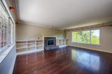 3921 Kingridge Dr, San Mateo 94403 - Living Room (A)