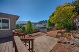 1288 Lerida Way, Pacifica 94044 - Backyard (A)