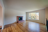 Living Room - 1288 Lerida Way, Pacifica 94044