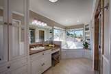 Master Bath (A) - 15612 Linda Ave, Los Gatos 95032