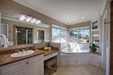 Master Bath (B) - 15612 Linda Ave, Los Gatos 95032