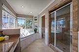 Master Bath (E) - 15612 Linda Ave, Los Gatos 95032