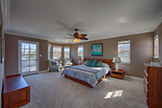 15612 Linda Ave, Los Gatos 95032 - Master Bedroom (A)