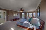 15612 Linda Ave, Los Gatos 95032 - Master Bedroom (B)