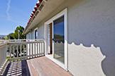 2787 Mauricia Ave B, Santa Clara 95051 - Master Bedroom Balcony (A)