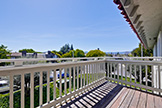 2787 Mauricia Ave B, Santa Clara 95051 - Master Bedroom Balcony (B)
