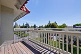 2787 Mauricia Ave B, Santa Clara 95051 - Master Bedroom Balcony (C)
