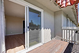 2787 Mauricia Ave B, Santa Clara 95051 - Master Bedroom Balcony (D)