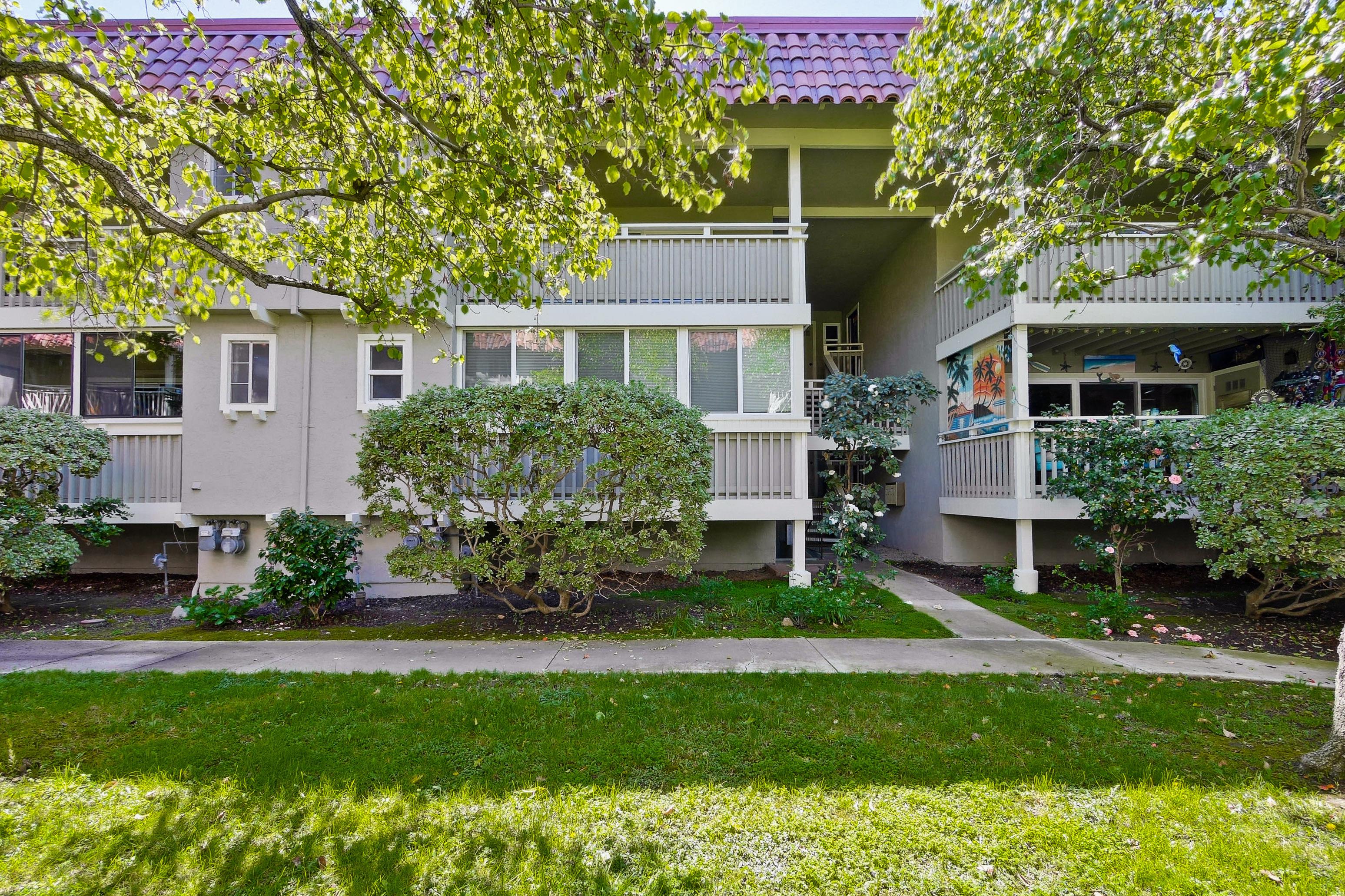 Front View - 2787 Mauricia Ave B, Santa Clara 95051