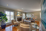 3524 Michael Dr, San Mateo 94403 - Living Room (A)