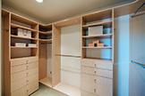 Master Closet (A) - 3524 Michael Dr, San Mateo 94403