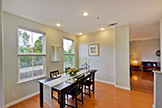 127 Montelena Ct, Mountain View 94040 - Dining Room (A)