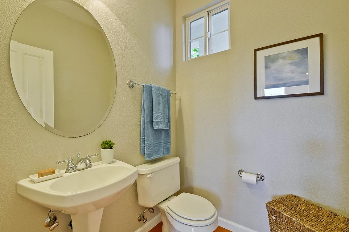 Half Bath (A)