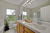 127 Montelena Ct, Mountain View 94040 - Master Bathroom (A)
