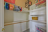 127 Montelena Ct, Mountain View 94040 - Master Bedroom Closet (A)