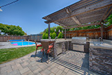 800 Mulberry Ln, Sunnyvale 94087 - Backyard (A)