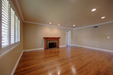 800 Mulberry Ln, Sunnyvale 94087 - Living Room (A)