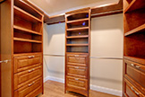 800 Mulberry Ln, Sunnyvale 94087 - Master Bedroom Closet (A)