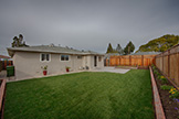 4718 Nicolet Ave, Fremont 94536 - Backyard (A)