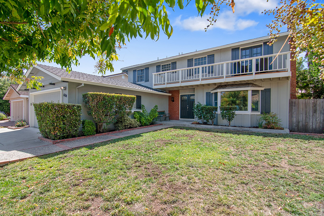 634 Oneida Dr - Sunnyvale Real Estate