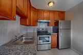 Unit 2 Kitchen (B) - 1662 Ontario Dr, Sunnyvale 94087