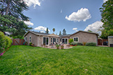 1790 Pilgrim Ave, Mountain View 94040 - Backyard (A)