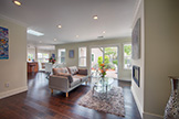 1790 Pilgrim Ave, Mountain View 94040 - Living Room (A)