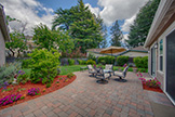 1790 Pilgrim Ave, Mountain View 94040 - Patio (A)