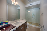 16860 Quarry Rd, Los Gatos 95030 - Downstairs Bath (A)