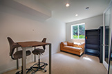 16860 Quarry Rd, Los Gatos 95030 - Downstairs Den (A)