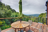 16860 Quarry Rd, Los Gatos 95030 - Main Floor Balcony (A)