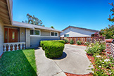 1723 Queens Crossing Dr, San Jose 95132 - Courtyard (A)