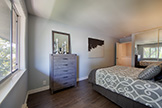 7150 Rainbow Dr 21, San Jose 95129 - Bedroom 1 (C)