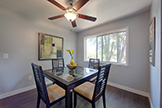 7150 Rainbow Dr 21, San Jose 95129 - Dining Room (A)