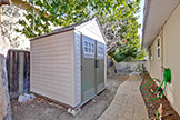 1401 S Wolfe Rd, Sunnyvale 94087 - Backyard (F)