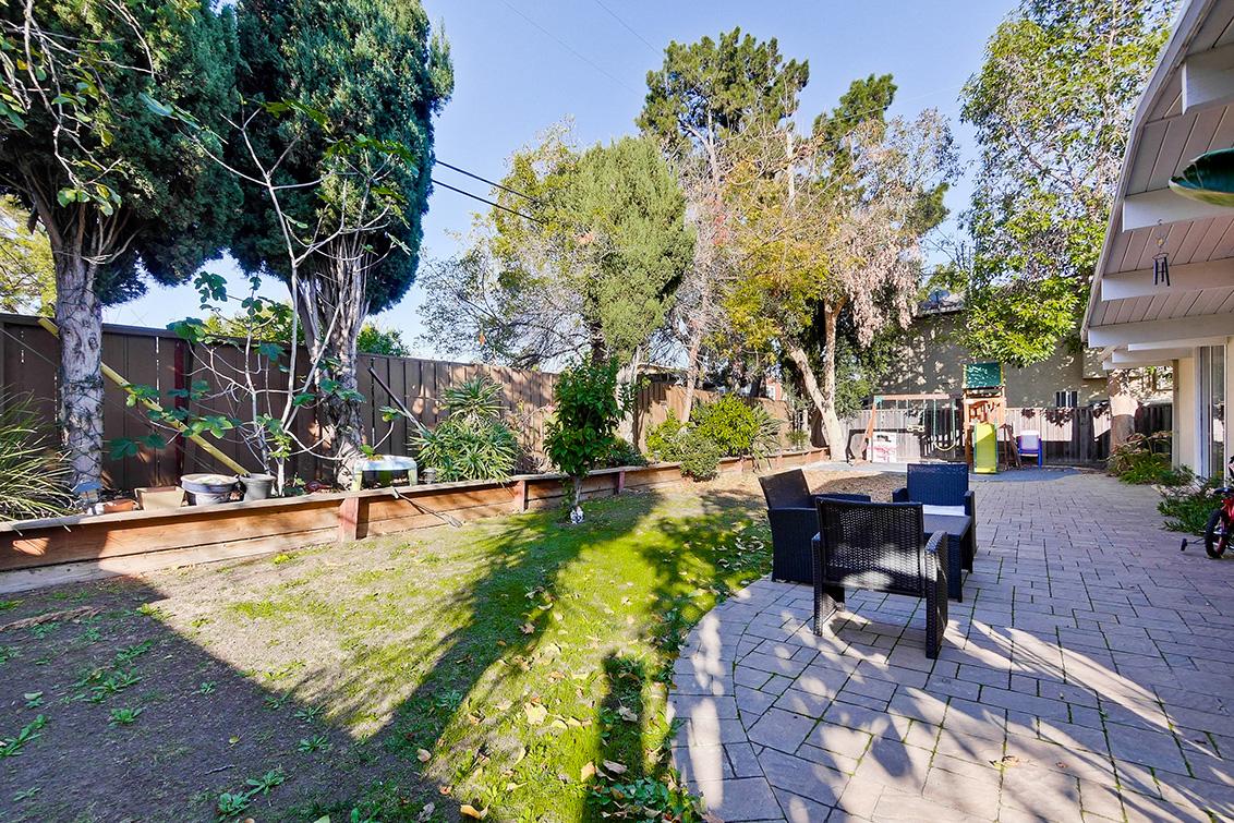Backyard (H)