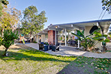 1401 S Wolfe Rd, Sunnyvale 94087 - Backyard (I)
