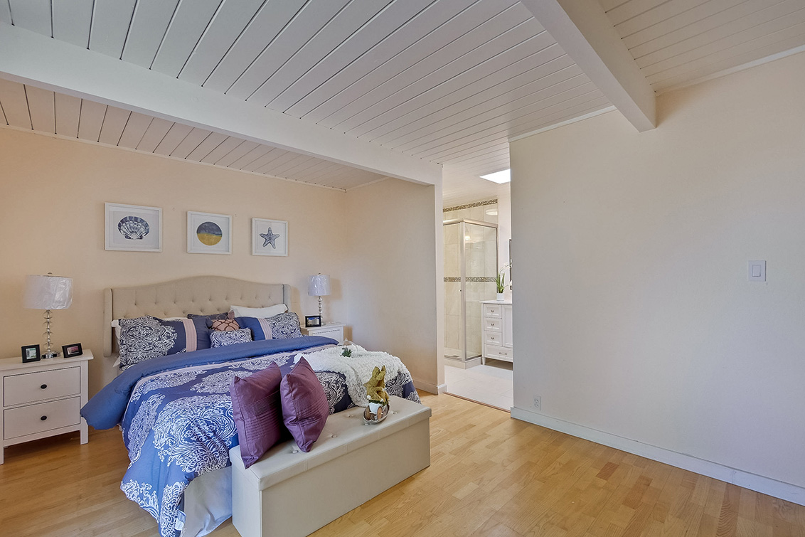 Master Bedroom (B) - 1401 S Wolfe Rd