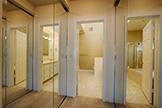 Master Bedroom Closets (A)