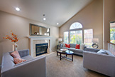 7731 Seeber Ct, Cupertino 95014 - Living Room (A)