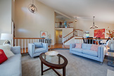7731 Seeber Ct, Cupertino 95014 - Living Room (C)