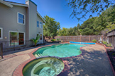 7731 Seeber Ct, Cupertino 95014 - Swimming Pool (A)