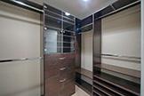 1100 Sharon Park Dr 2, Menlo Park 94025 - Master Bedroom Closet (A)