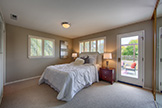271 Sierra Vista Ave 9, Mountain View 94043 - Master Bedroom (A)