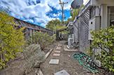Sideyard (A) - 3753 Starr King Cir, Palo Alto 94306