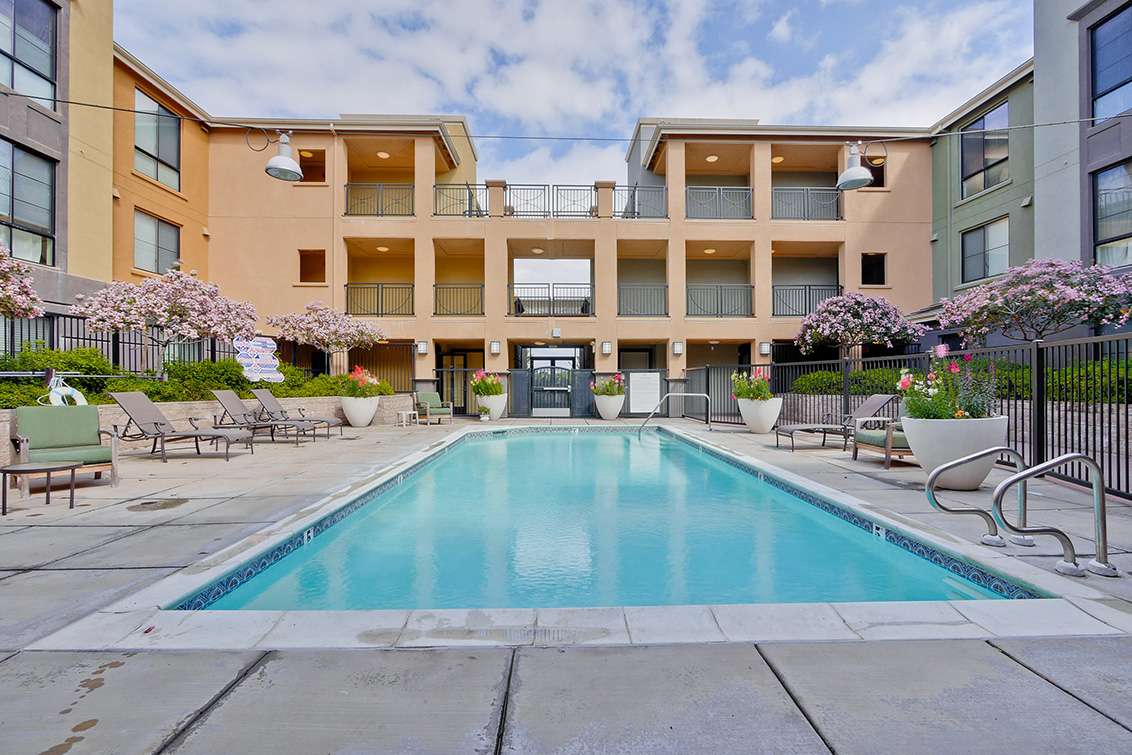 Swimming Pool (A) - 20488 Stevens Creek Blvd 1401