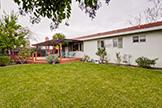 Backyard (C) - 1475 Stone Creek Dr, San Jose 95132